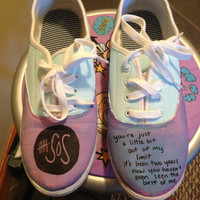 Customizable 5 Seconds of Summer Shoes