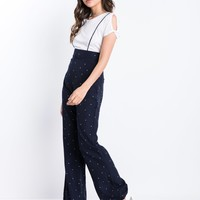 Seeing Stars Super High Waist Jumpsuit