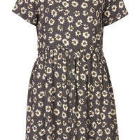 Daisy Spot Tunic Dress