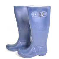 Sunshine After The Rain Boots - Navy