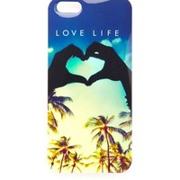 LOVE LIFE TROPICAL PHONE CASE - 4