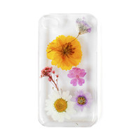 Lemon and Honey iPhone Case