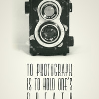 To photograph... Art Print by Lionel Fernandez Roca