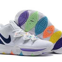 Nike Kyrie 5 - Smile Face