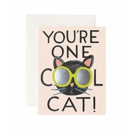 You're one Cool Cat! Card