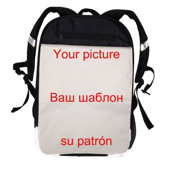 Japanese Anime Bag  Customized Printing School Bag Soy Luna School Backpacks Jam & Roller For Boys Girls Kids Men Women Travel Bag mochila AT_59_4