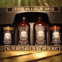 Lynchburg Tennessee Whiskey BBQ & Grilling Sampler