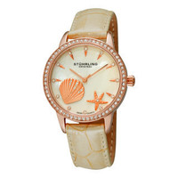 Stuhrling Original Women's Verona La Playa Swiss Quartz Watch | Overstock.com