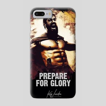 Prepare for GLORY, a phone case by Dusan Naumovski