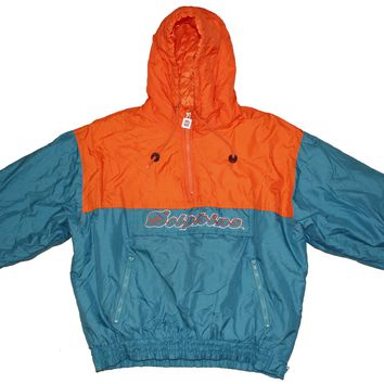 NFL Gameday Miami Dolphins Winter Jacket XL