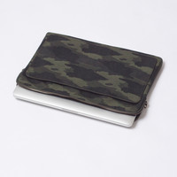 Document Sleeve Green