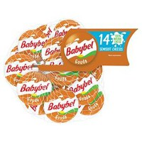 Mini Babybel® Gouda Semisoft Cheese - 14ct