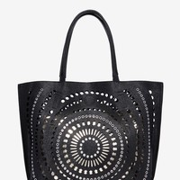 Major Laser Cut Tote Bag