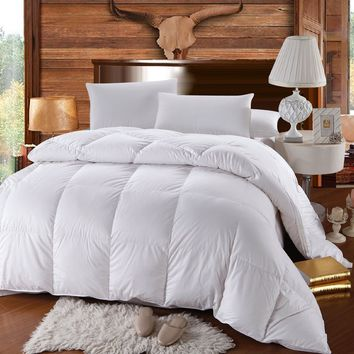 Royal Hotel 500TC Goose Down Comforter Full /Queen