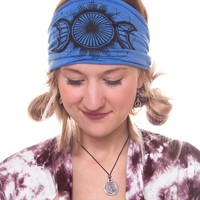 NEW! Moon Goddess Boho Headband