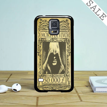 Wanted Ezio Auditore Samsung Galaxy S5 Case