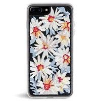 Daisy Embroidered iPhone 7/8 PLUS Case