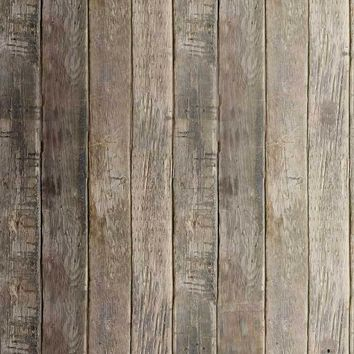 Printed Harvest Brown Wood Candy Floor Backdrop - 5x7 - LCCF1069 - LAST CALL