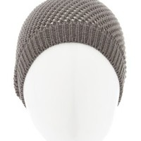 Open Knit Beanie by Charlotte Russe