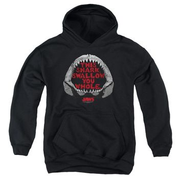 Jaws - This Shark Youth Pull Over Hoodie