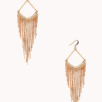 Glam Goddess Chandelier Earrings