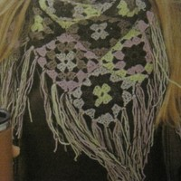 very cute scarf,however you want to wear it!choose your color