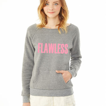 Flawless ladies sweatshirt