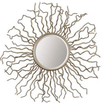 Uttermost Sonoran Sunburst Mirror - 12863