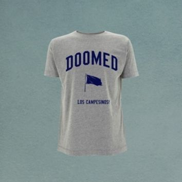 LOS CAMPESINOS! STORE — 'DOOMED' T-Shirt