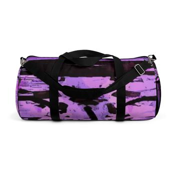 ALL of My Purple Life Duffle Bag