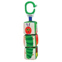 The World of Eric Carle Twist 'N Click Blocks Travel Toy