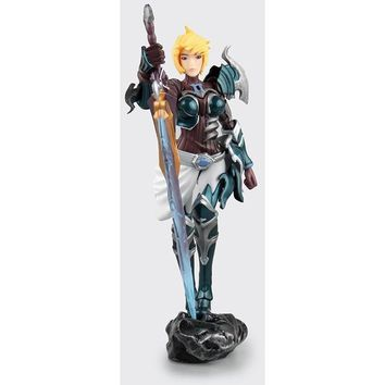 League of Legends Riven The Exile Figure 8 Inch Championship Riven Skin