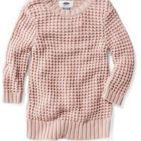 Old Navy Popcorn Knit Cocoon Sweater For Baby