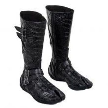 Vajra Tabi (Tabi) at AYYA - Custom ninja tabi boots, hand-made leather bags, and custom garments
