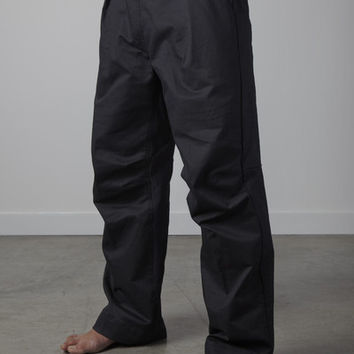 Tech Stretch Martial Arts Pant - Black