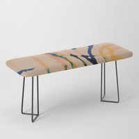 Creature Bench by duckyb