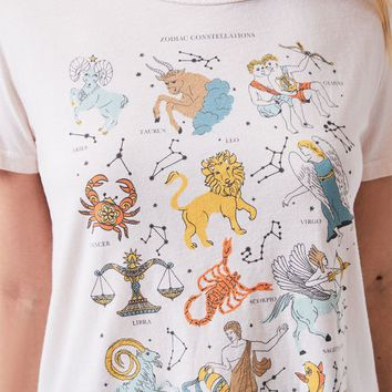 PS / LA Zodiac T-Shirt | PacSun