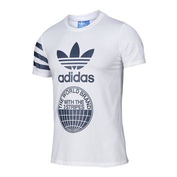 Trendsetter Adidas Women Men Fashion Casual Shirt Top Tee