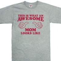 Dark Ash T-Shirt | Fun Mother's Day Gifts Shirts