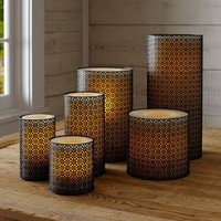 Moroccan Candle Sleeve
