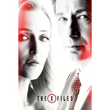 The X-Files Poster 16in x24in