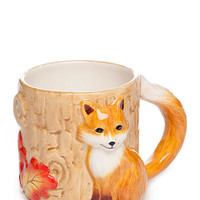 Home Accents® Harvest Fox Mug - Belk.com