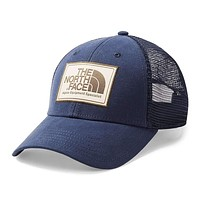 Mudder Trucker Hat in Urban Navy & Peyote Beige by The North Face