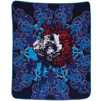 Grateful Dead - Bertha Explosion Fleece Blanket