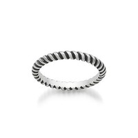 Small Twisted Wire Ring | James Avery