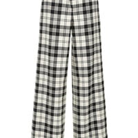 Wide Leg Crooked Trouser | Moda Operandi