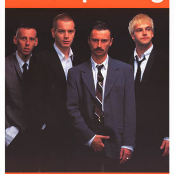 Trainspotting Movie Cast 1996 Poster 25x35