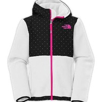 The North Face Girls' Jackets & Vests GIRLS' DENALI HOODIE
