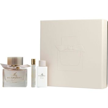 Burberry Gift Set My Burberry Blush By Burberry