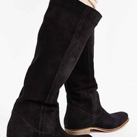 Seychelles Secretive Western Tall Suede Boot-